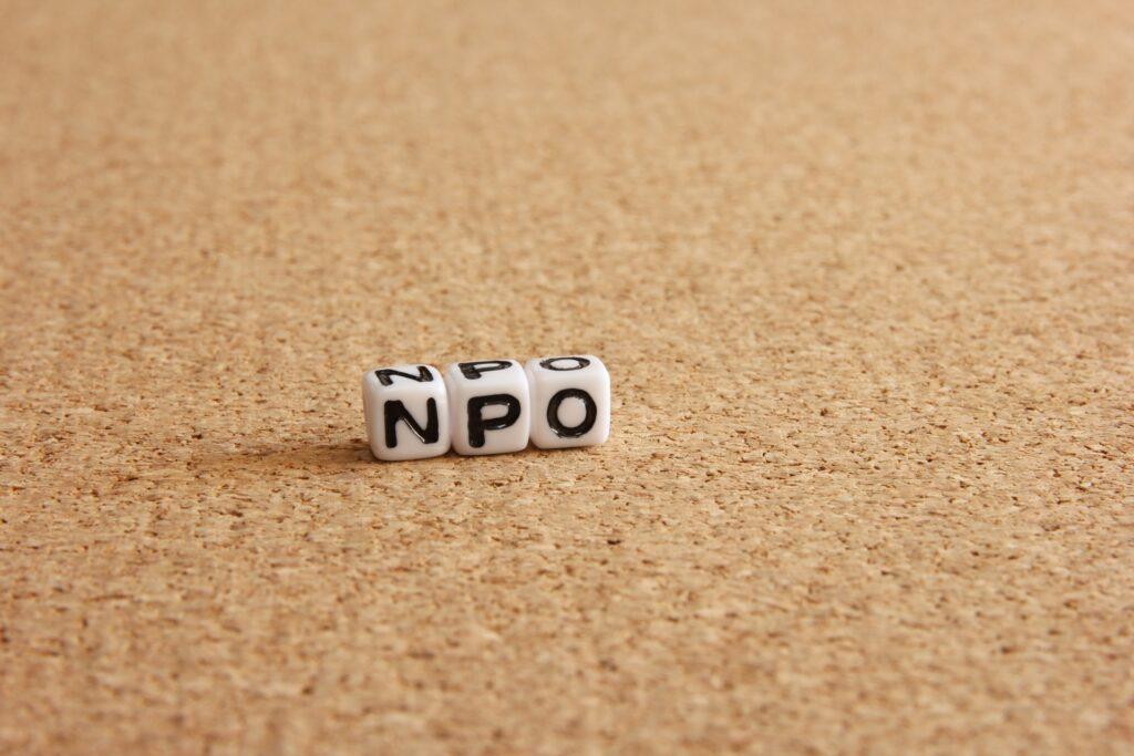 NPO法人をイメージした図